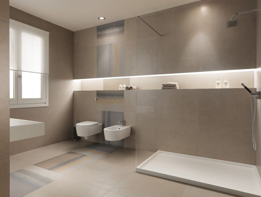 Contemporary Tiles With Retro Decors Combine in This ...
