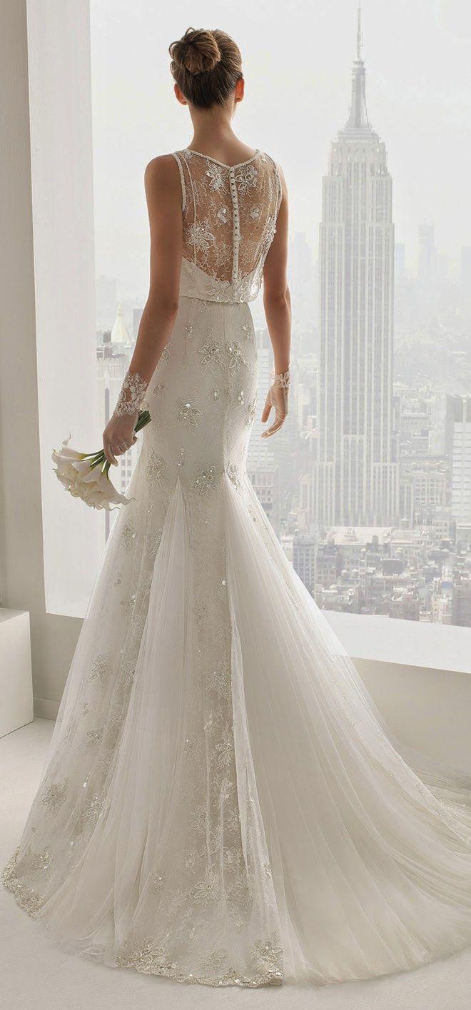 Vestido de noiva!