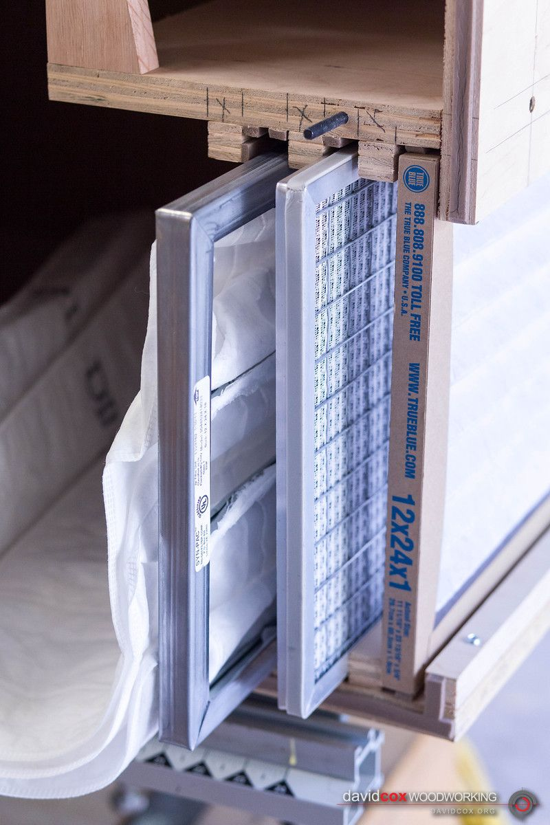 A DIY Air Filter For Your Shop That Anyone Can Build