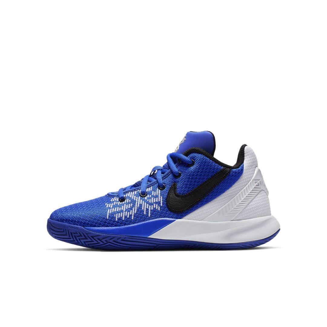 fd410a937fc9 Nike Kyrie Flytrap II Big Kids  Basketball Shoe Size 6.5Y (Racer ...