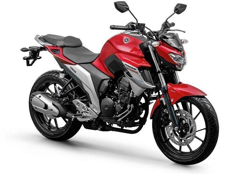 Yamaha Apresenta A Fazer 250 Abs 2020 Por 15 79000 E Nova Cor
