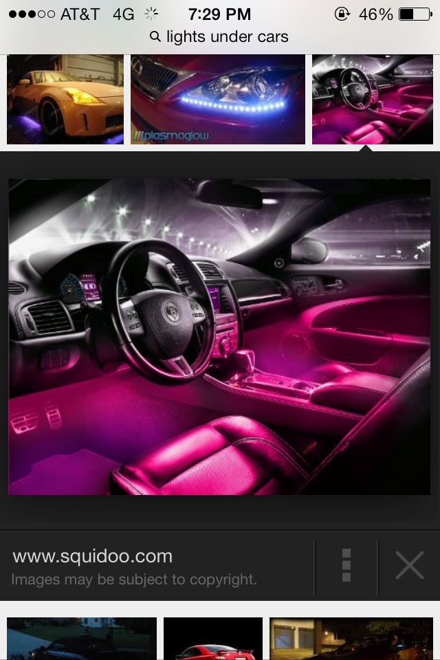 Neon lights in my car | Dreams | Pinterest | Neon lighting, Cars and ...