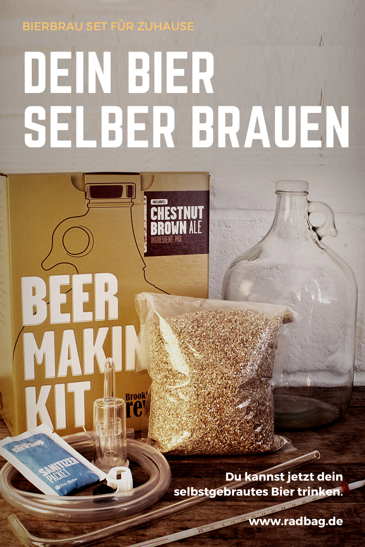 Bierbrauen Zu Hause Set