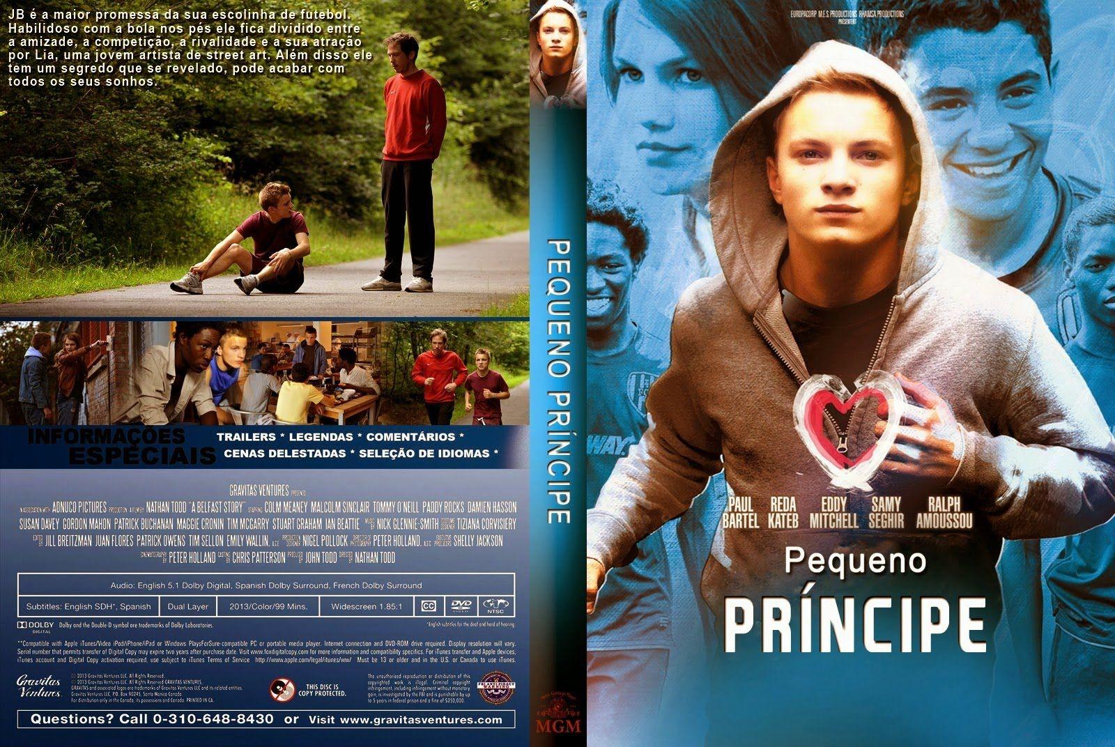 Pin Em O Pequeno Principe Filme