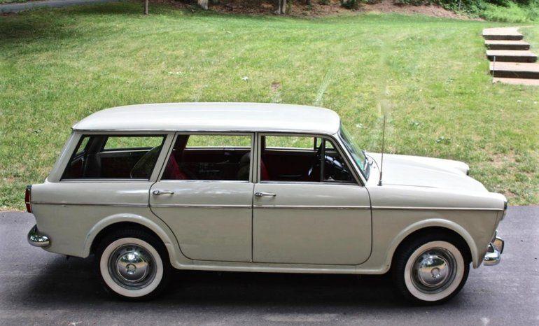 1965 Fiat 1100d Familiare Station Wagon Woodies Wagons
