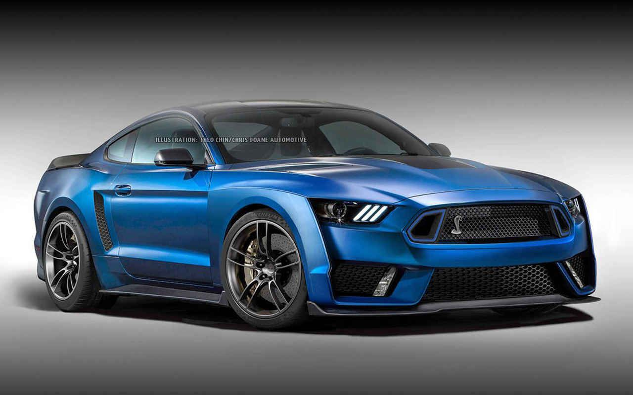 2018 Mustang Gt500 News And Rumors Http Www Carmodels2017