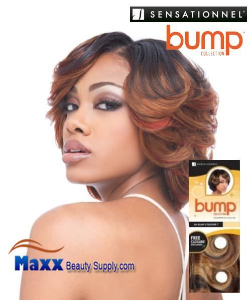 Sensationnel Bump Collection Human Hair Weave - Bump J ...