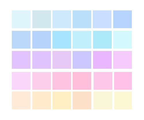 Image result for pastel colors tumblr