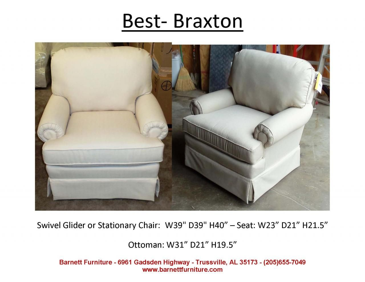 best chairs swivel glider desk chair makro braxton you choose the fabric