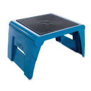 cramer taskit 50051pk 63 1up folding step stool blue amazon com