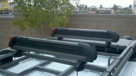 Flush Mount Removable Cross Bar Dephep Roof Rack Roof Rack Flush Mount Roof