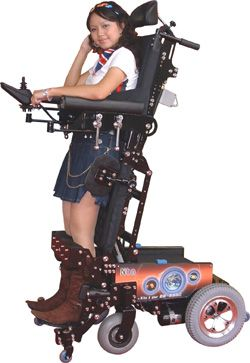 Standing Wheelchairs Repinned By Sos Inc Resources Follow All Our Boards At Http Pinterest Com Sosther Avec Images Fauteuil Roulant Electrique Fauteuil Roulant Bagage