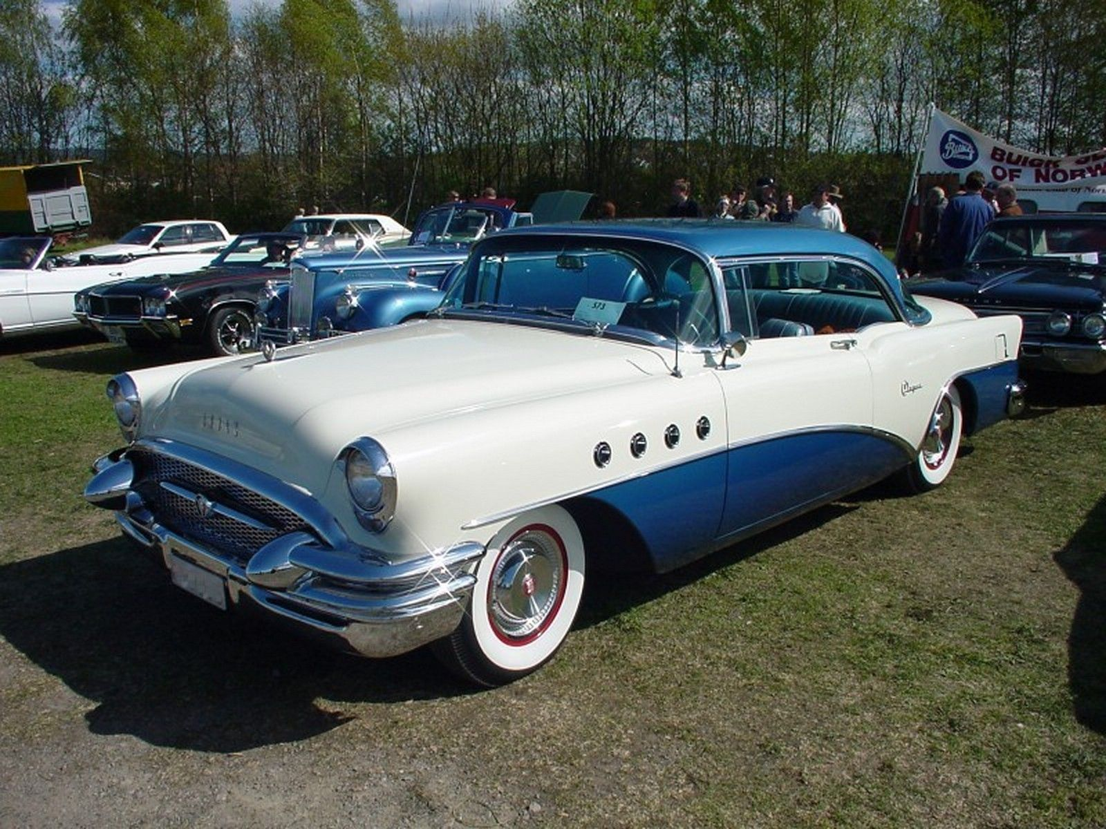 1955 Buick Roadmaster Super