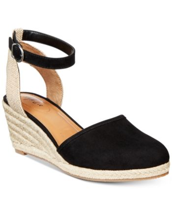 52d8b9faab5 Style   Co Mailena Wedge Espadrille Sandals