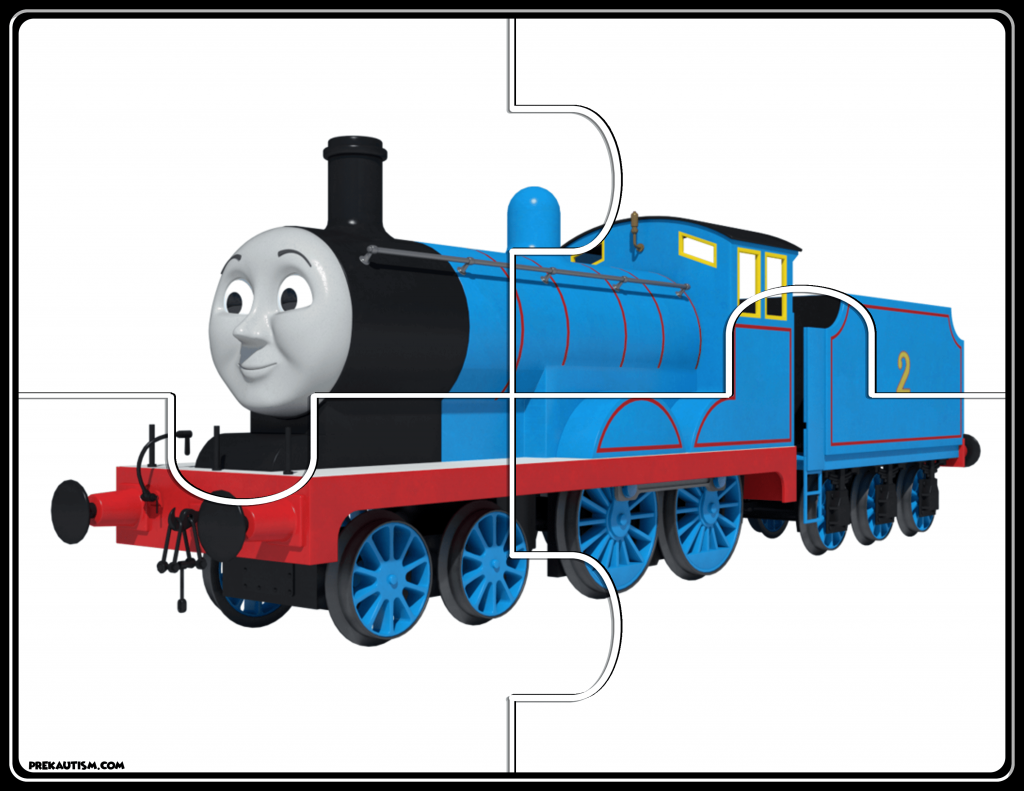 Free Printable Thomas Amp Friends Puzzles In