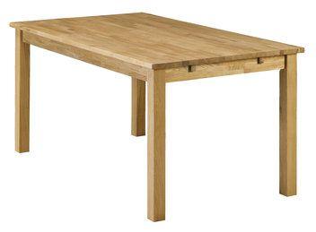 Ruokapöytä TOFTLUND massiivinen tammi | JYSK