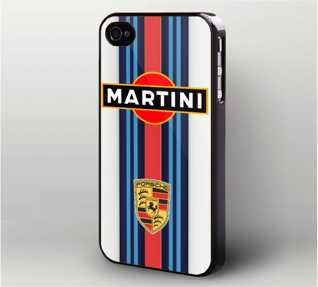 Martini Racing Porsche Iphone 4 Case Iphone 4s Going To Buy This For Dad For Christmas Martini Racing Porsche Iphone 4 Case Iphone 4s Case