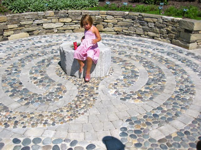 Child playing in the labyrinth at the Coastal Maine Botanical ... on shade garden designs, simple garden designs, dog park designs, spiral designs, christian prayer labyrinth designs, water garden designs, heart labyrinth designs, informal herb garden designs, rectangular prayer labyrinth designs, knockout rose garden designs, finger labyrinth designs, 6 path labyrinth designs, school garden designs, meditation garden designs, stage garden designs, new mexico garden designs, indoor labyrinth designs, walking labyrinth designs, greenhouse garden designs, labyrinth backyard designs,