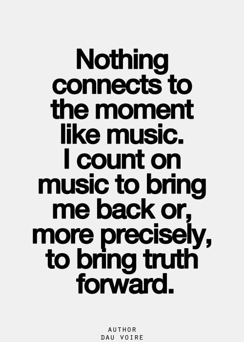 Inspirational Quotes About Music And Life Captivating The Power Of Music  Music Quotes  Pinterest  Music Life Music