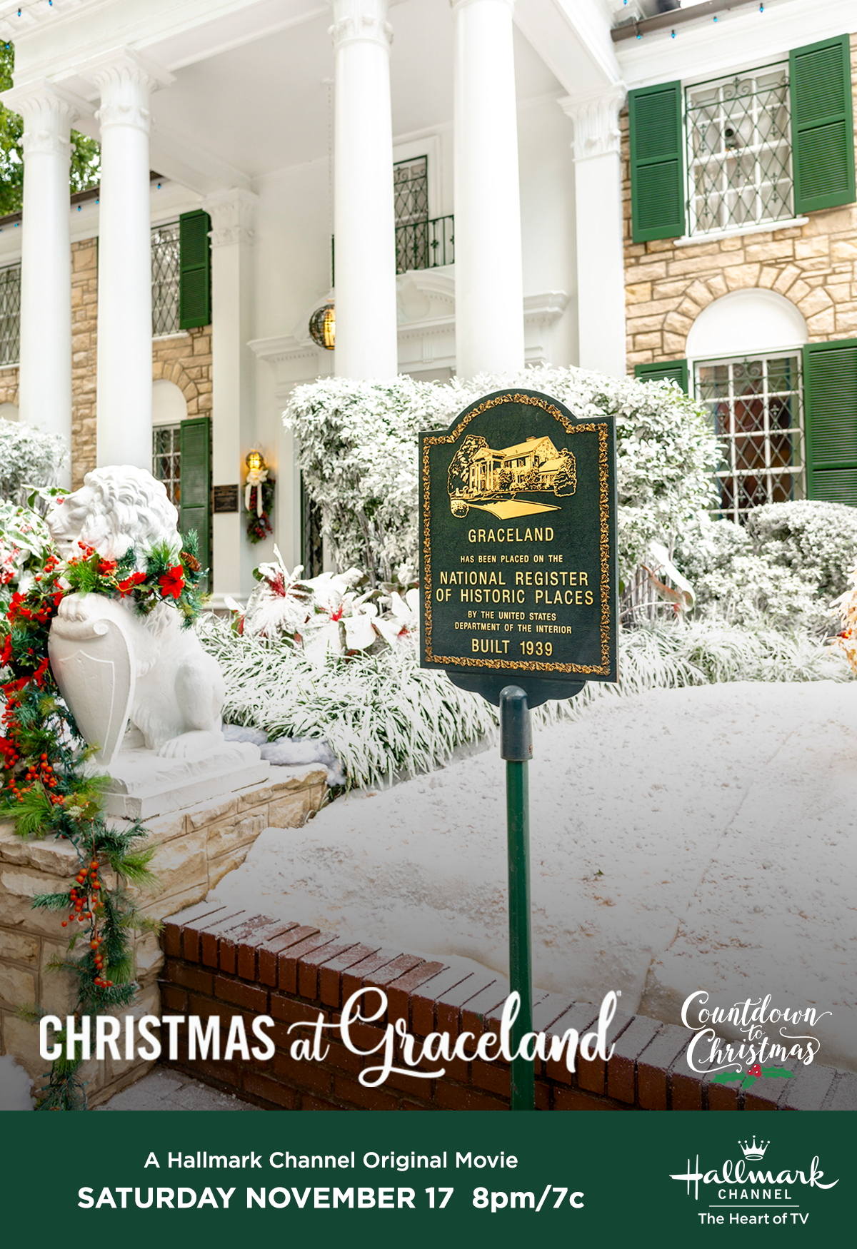 Christmas In Graceland Movie.Be A Part Of Viewing History When Christmas At Graceland