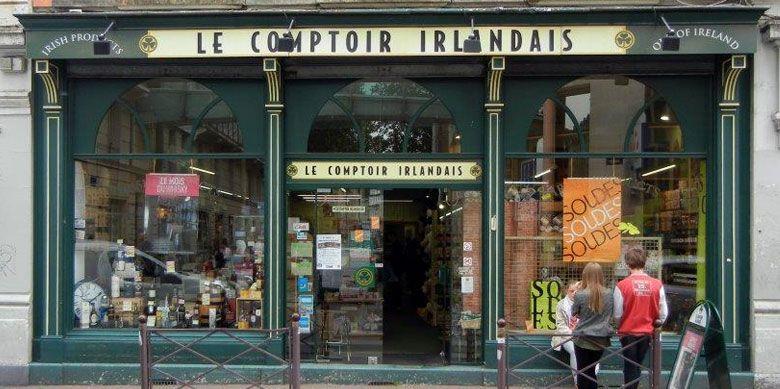 Lille Le Comptoir Irlandais Comercio