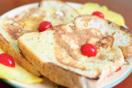 Classy French Toast - Slinky Guide | Make french toast ...