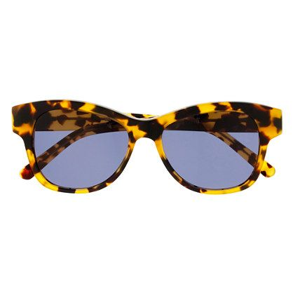 Selima Sun for J.Crew Belle sunglasses   $88.00