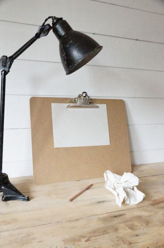 Porte document pince a3 d e c o workspace estudio for Estudiar diseno de interiores online