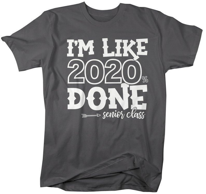 SENIOR CLASS OF 2020 GRADUATE MEN/'S TSHIRT