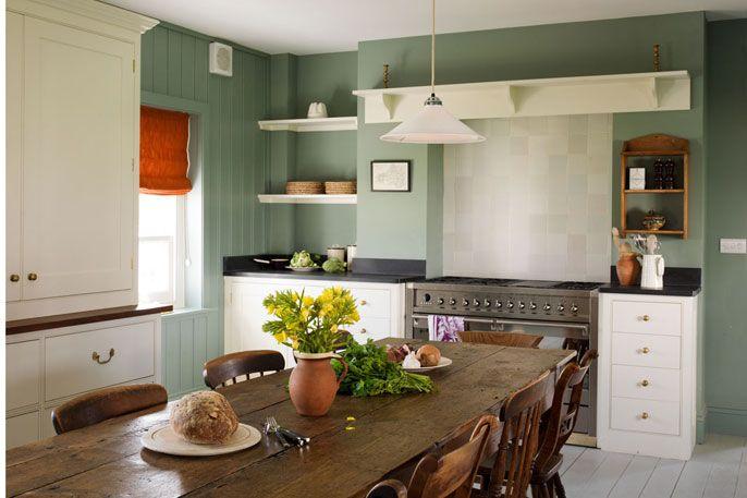 Best Welsh House Ben Pentreath Ltd Kitchen Design Country 640 x 480