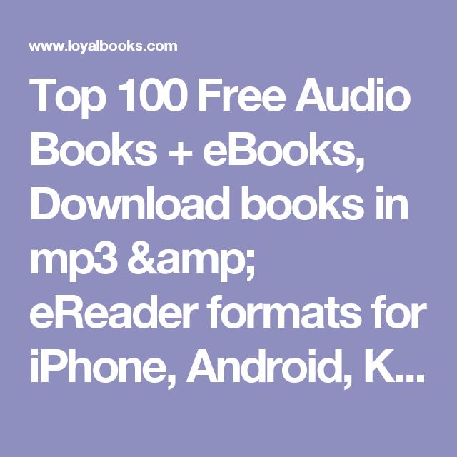 mp3 audio books on kindle