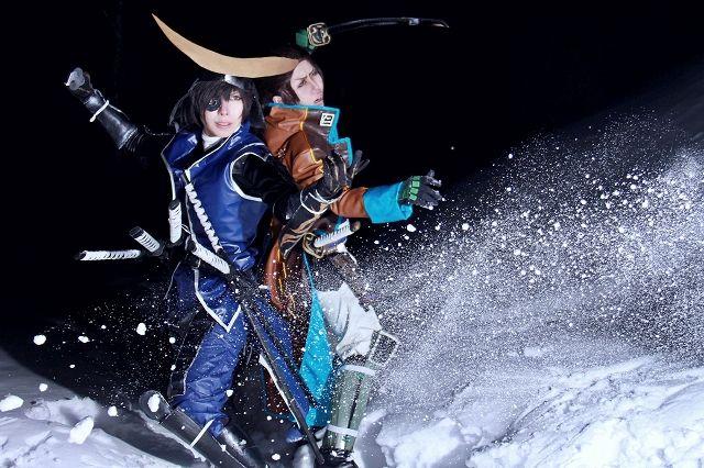s n(sn) Katakura Kojuro Cosplay Photo - Cure WorldCosplay