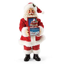 "Department 56: Products - ""Saint Nick-In-The-Box"" - View Products"