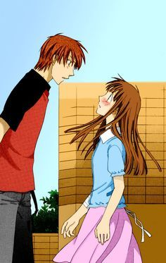Fruits Basket By Nekotoo In Color This Pairing Makes Me Melt