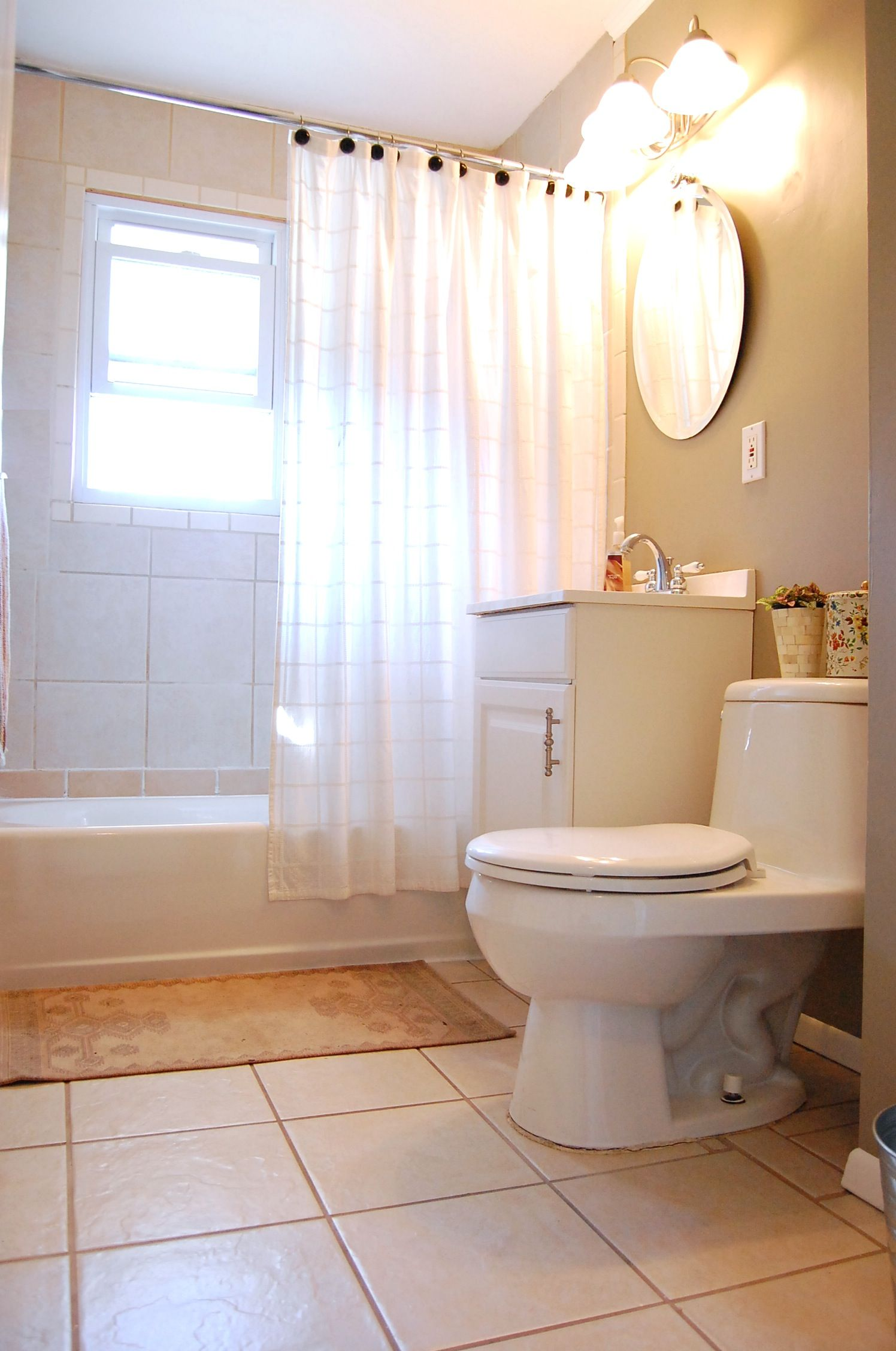 Benjamin Moore Indian River. Lovely tan for the bathroom ...