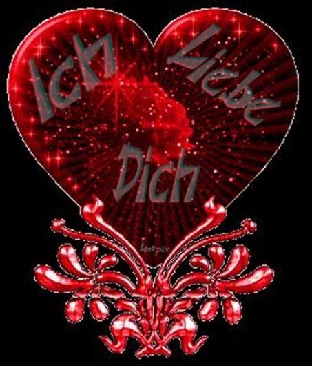 Love - Liebe - Herz