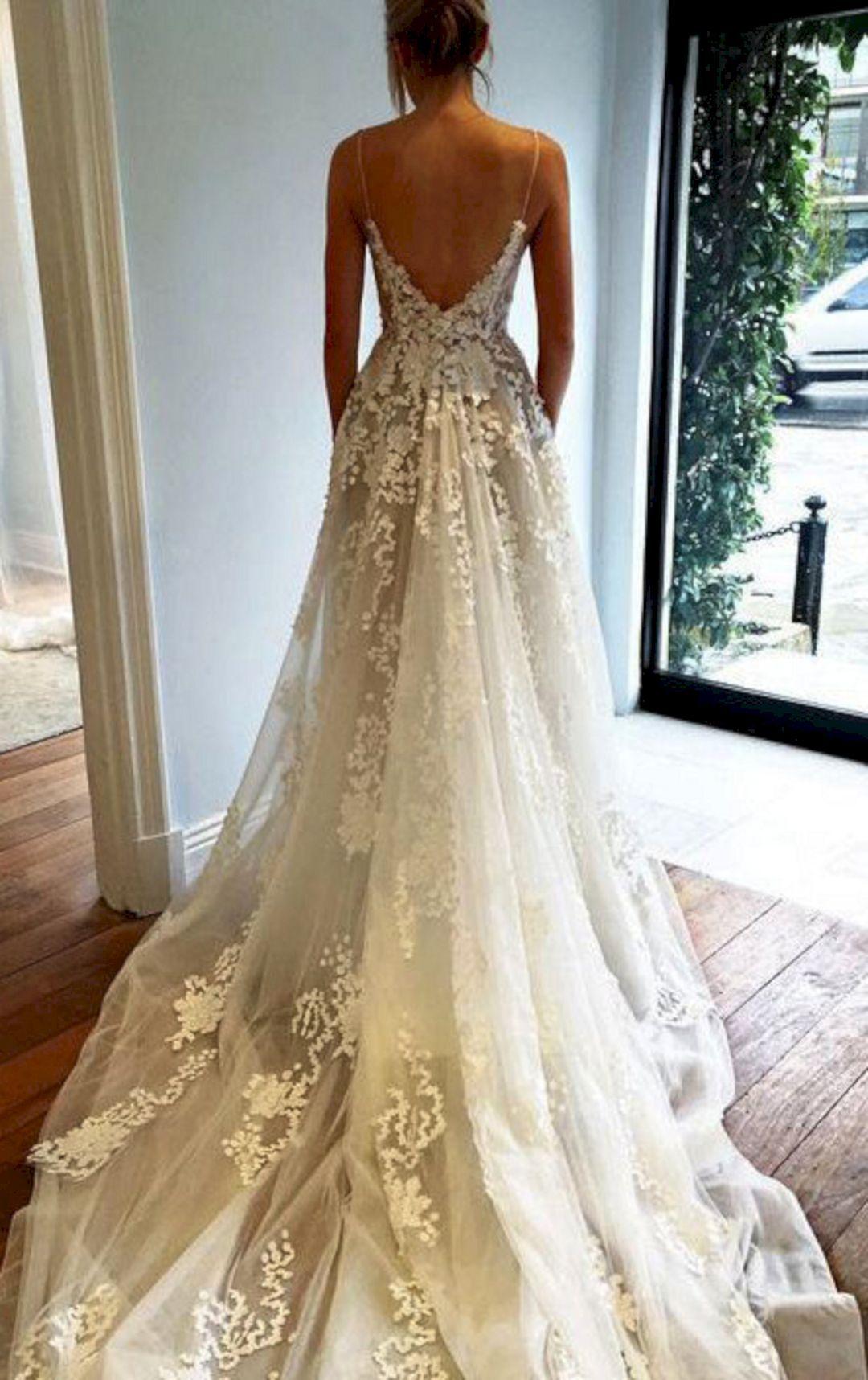 44+ Stunning Wedding Dresses & Gowns for Your Big Day | Brautkleider ...