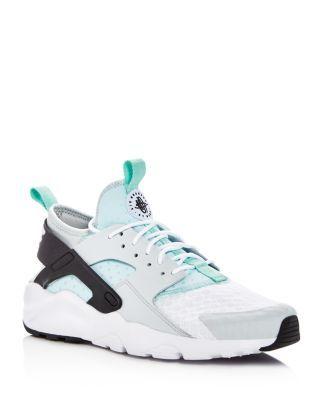 ba6c035f82e35a NIKE Men s Air Huarache Run Ultra Lace Up Sneakers.  nike  shoes ...
