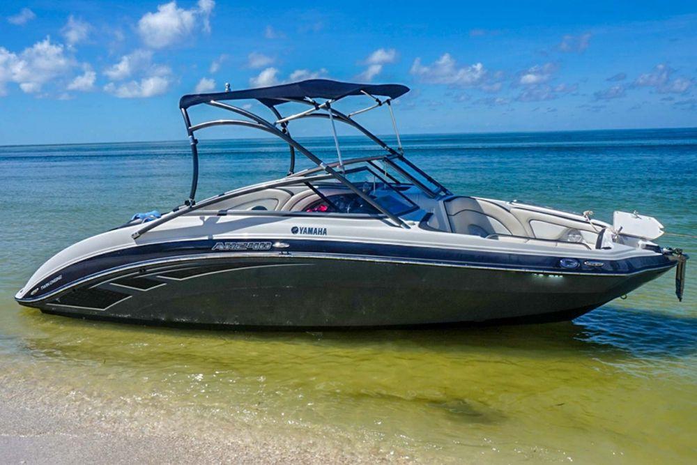 Bootfahren jetskifahren in usa florida boot fahren