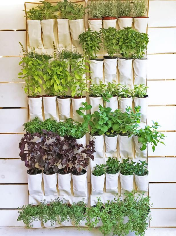 How to Add Storage to an Outdoor Space is part of Vertical garden diy, Diy herb garden, Indoor herb garden, Vertical garden indoor, Apartment herb gardens, Vertical herb garden - The experts at HGTV com show how you can sneak in some muchneeded storage to your outdoor spaces