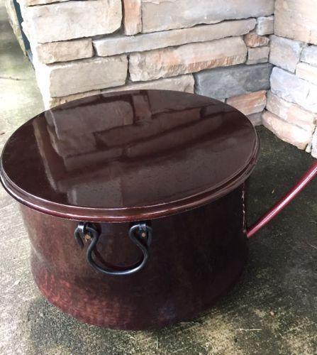 Superb Garden Hose Storage Pot #1   Garden Hose Storage Pot With .