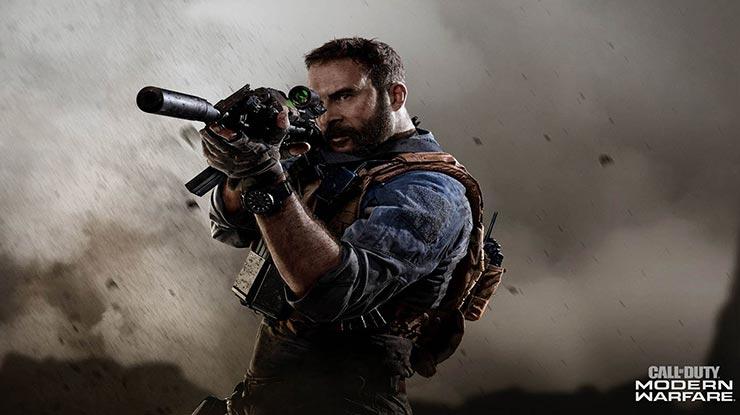 Call of Duty Modern Warfare di 2020 Game pc, Game, Youtube