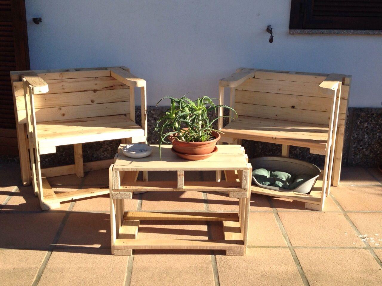 Arredo bancali perfect tavolo con pallet riciclato for Bancali per arredamento