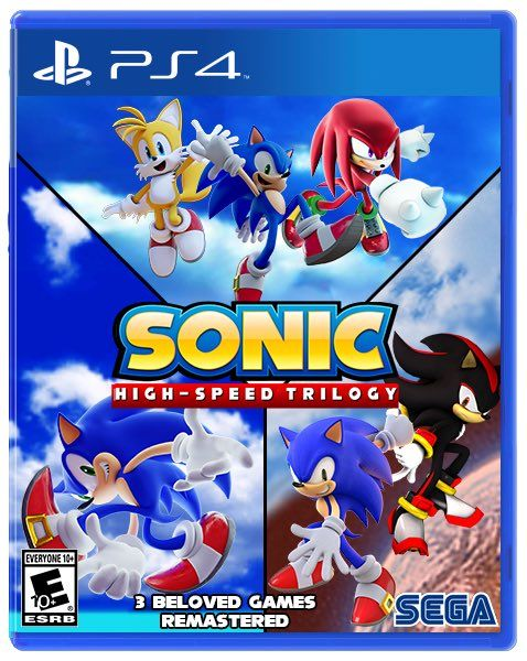 If Sega actually do this, this will sell WAAY more then ANY 3D sonic game No Cap