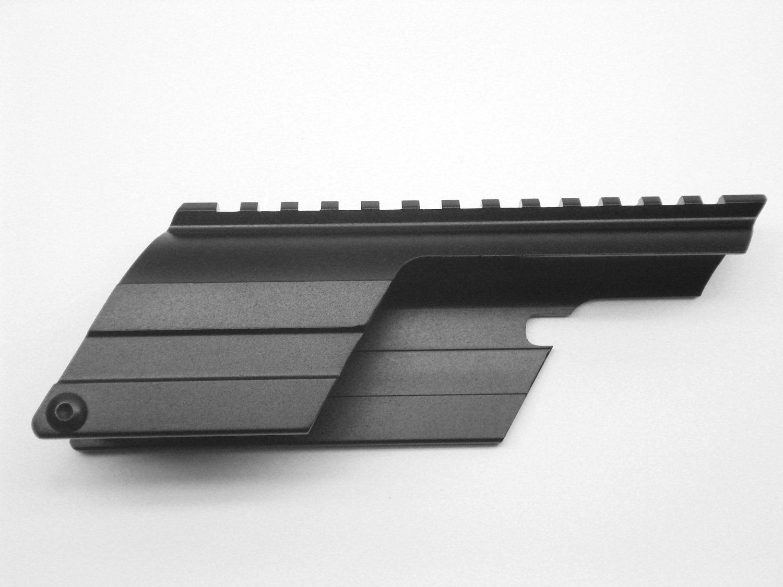 Amazon.com: Sun Optics USA Shotgun Rail Mossberg 500 12-Ga Saddle ...