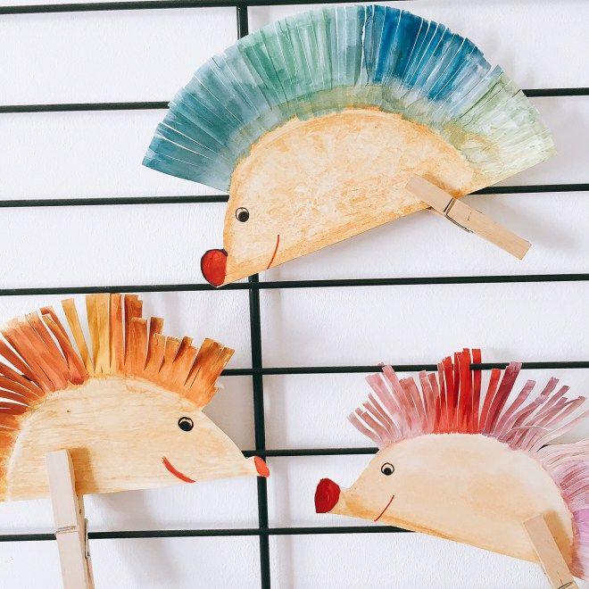 Erste einfache schneide bungen vorlagen zum ausdrucken ausschneiden kindergarten craft and for Einfache bastelideen herbst