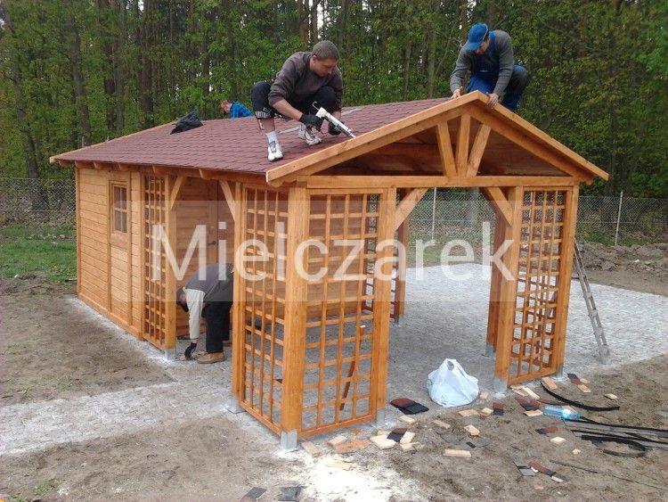 Altany Ogrodowe Producent Altan Ogrodowych Pomysły Na