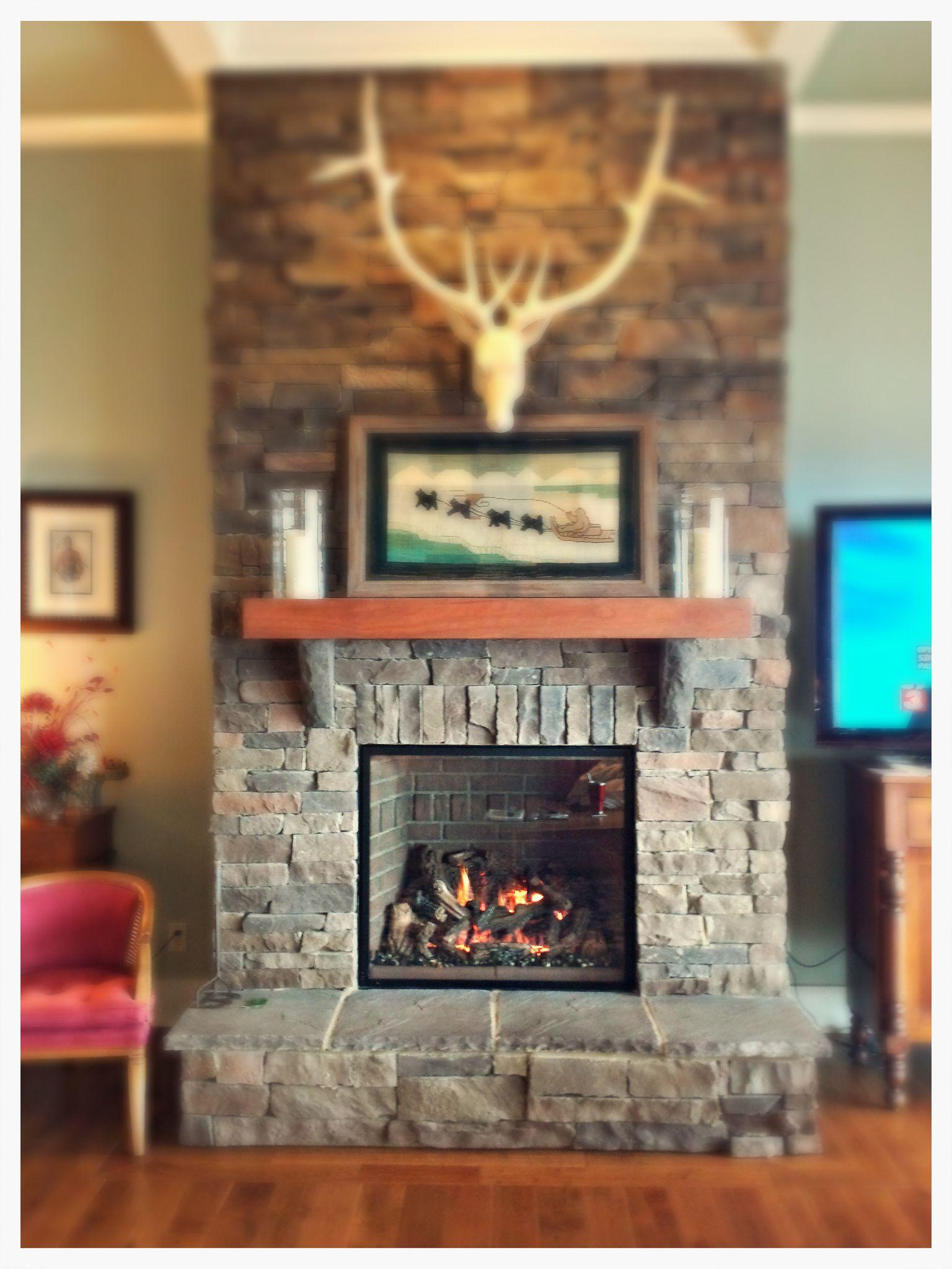 Mendota FV 46 Fireplace Chattanooga Tn