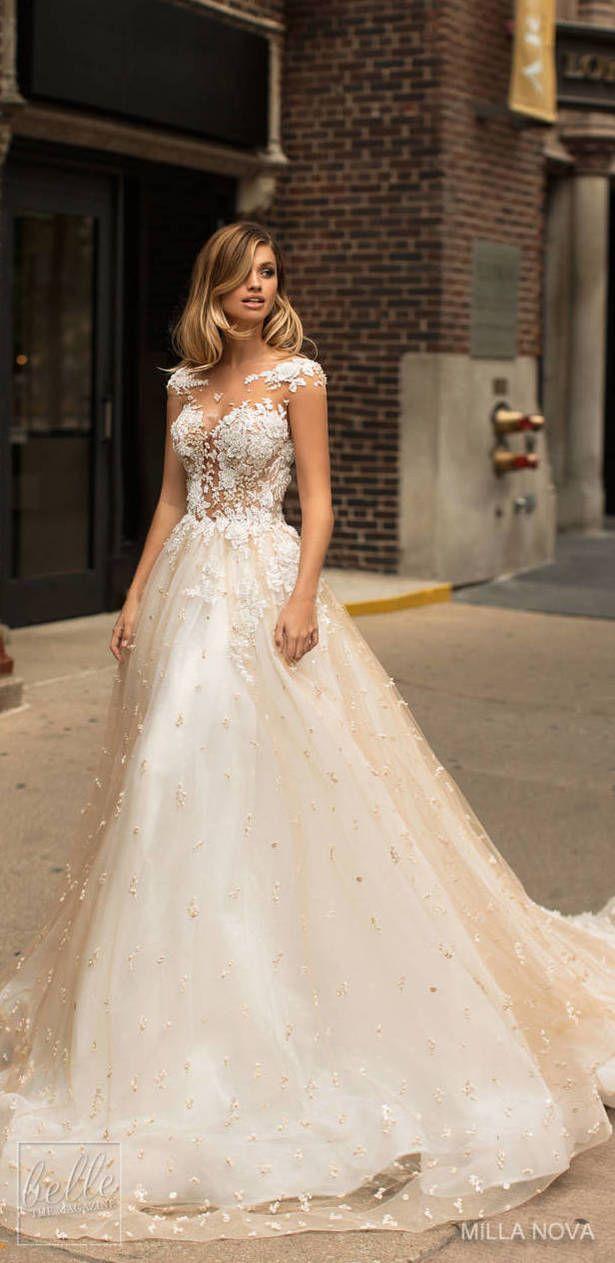 Milla Nova 2018 Wedding Dresses Collection | Novios, De novia y ...