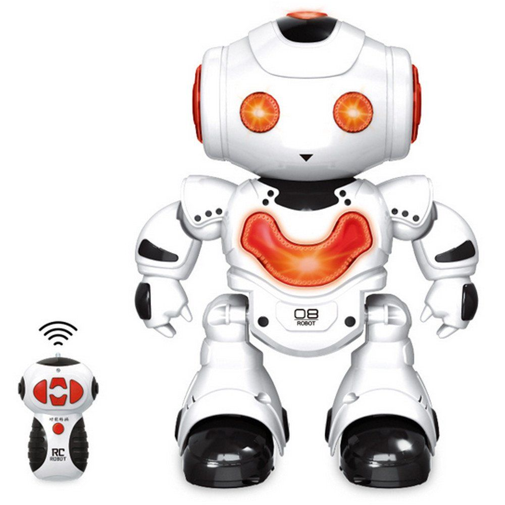 Littleice RC Electronic Toy Walking Dancing Musical Remote Control